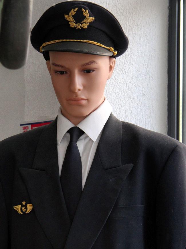 Captain Dummy Dummy Heads Dummy Photos Ship's Mast Ship's Master Suit Uniform UniformPhotography