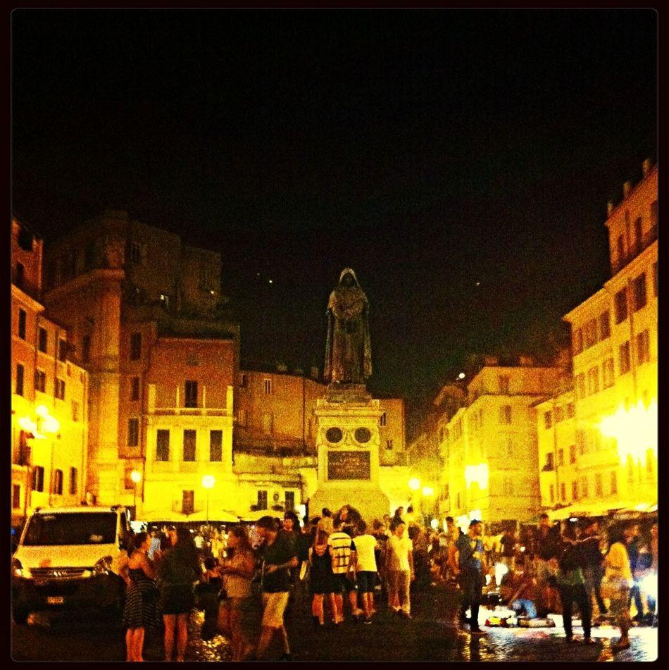 Giordano Bruno Fire By Night Drinks