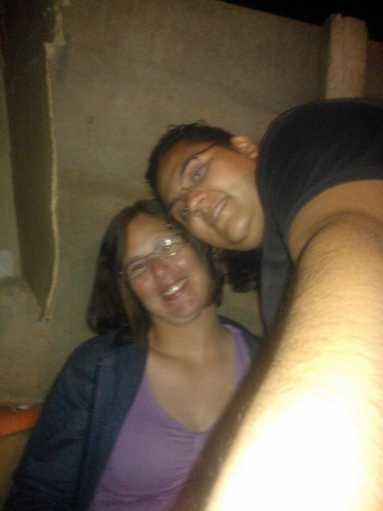 Eu E Minha Amiga Raquel