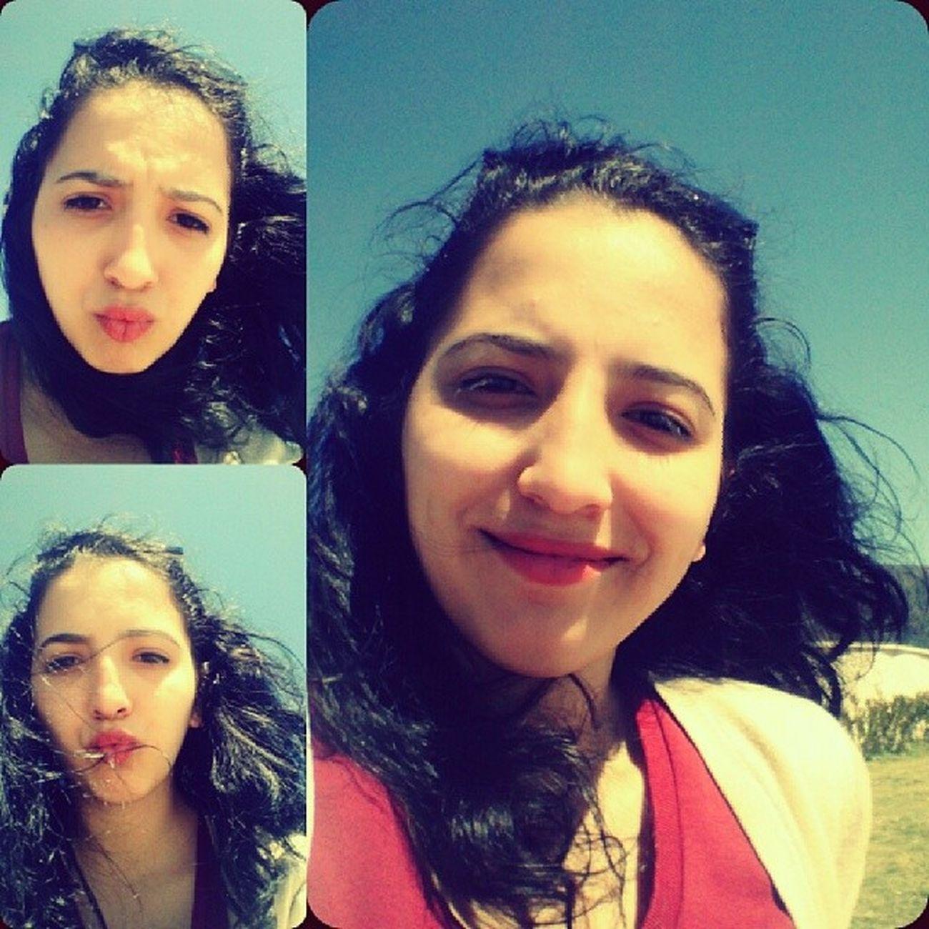Güzel havanın keyfini çıkarmak lazım :) Deniz Sefası Selfie
