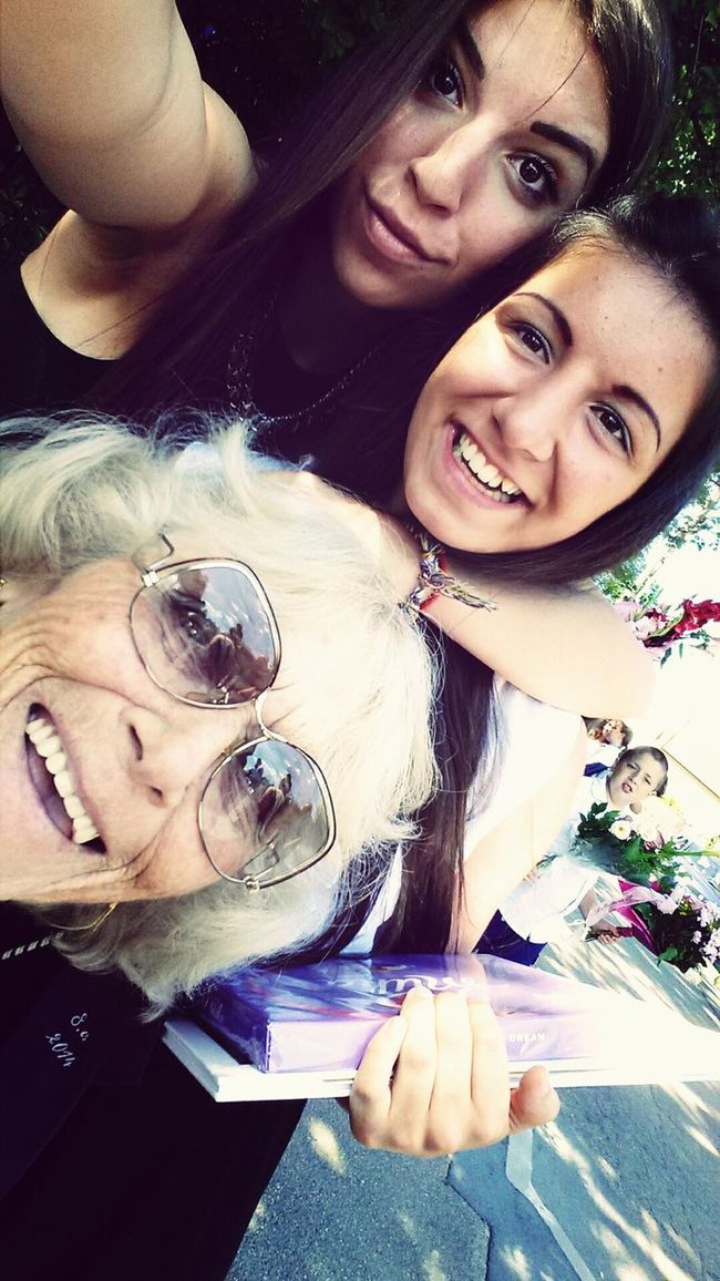 Funny Funky Grandma My Little Sister ♡ Family ♥