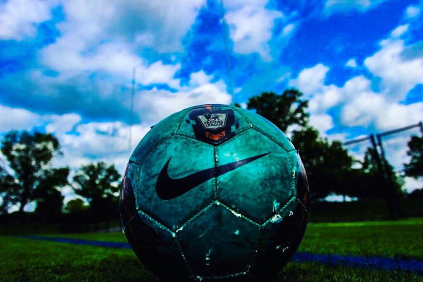 This ball has been through it all