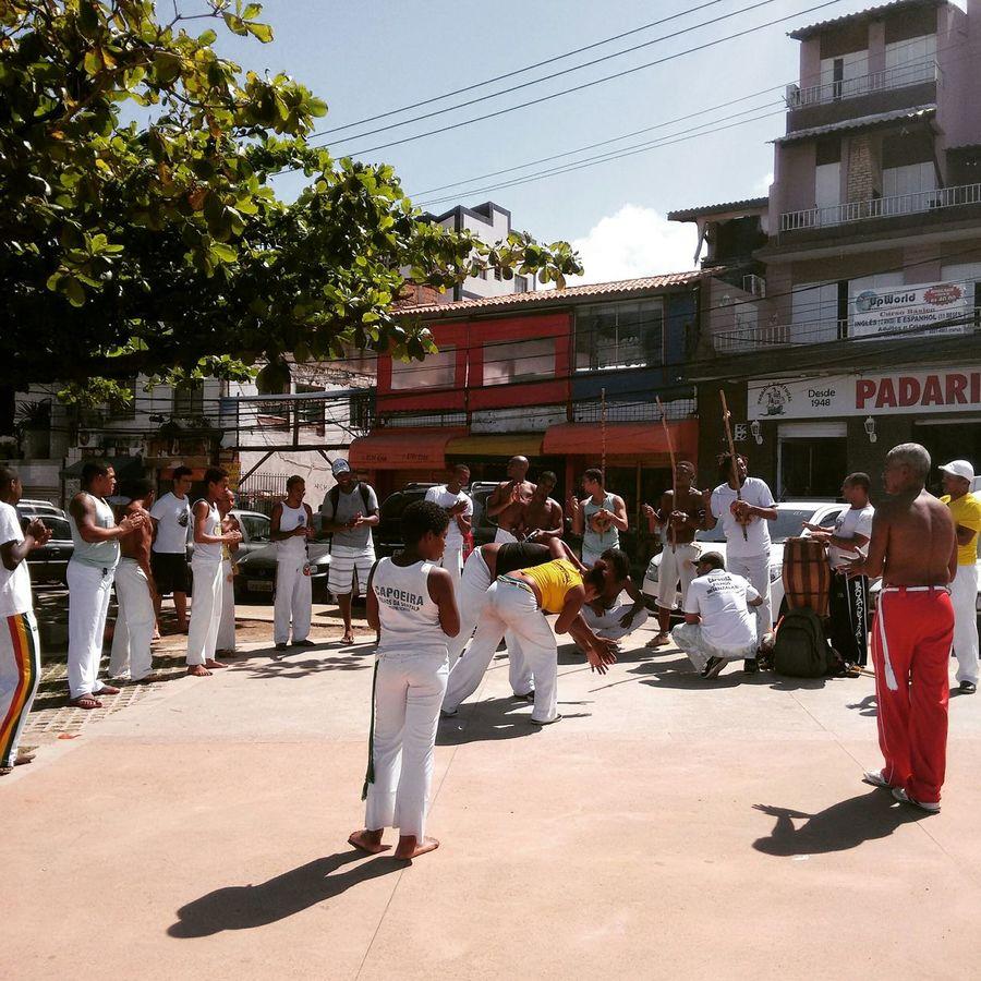 👌 Capoeira Capoeira Time Salvador