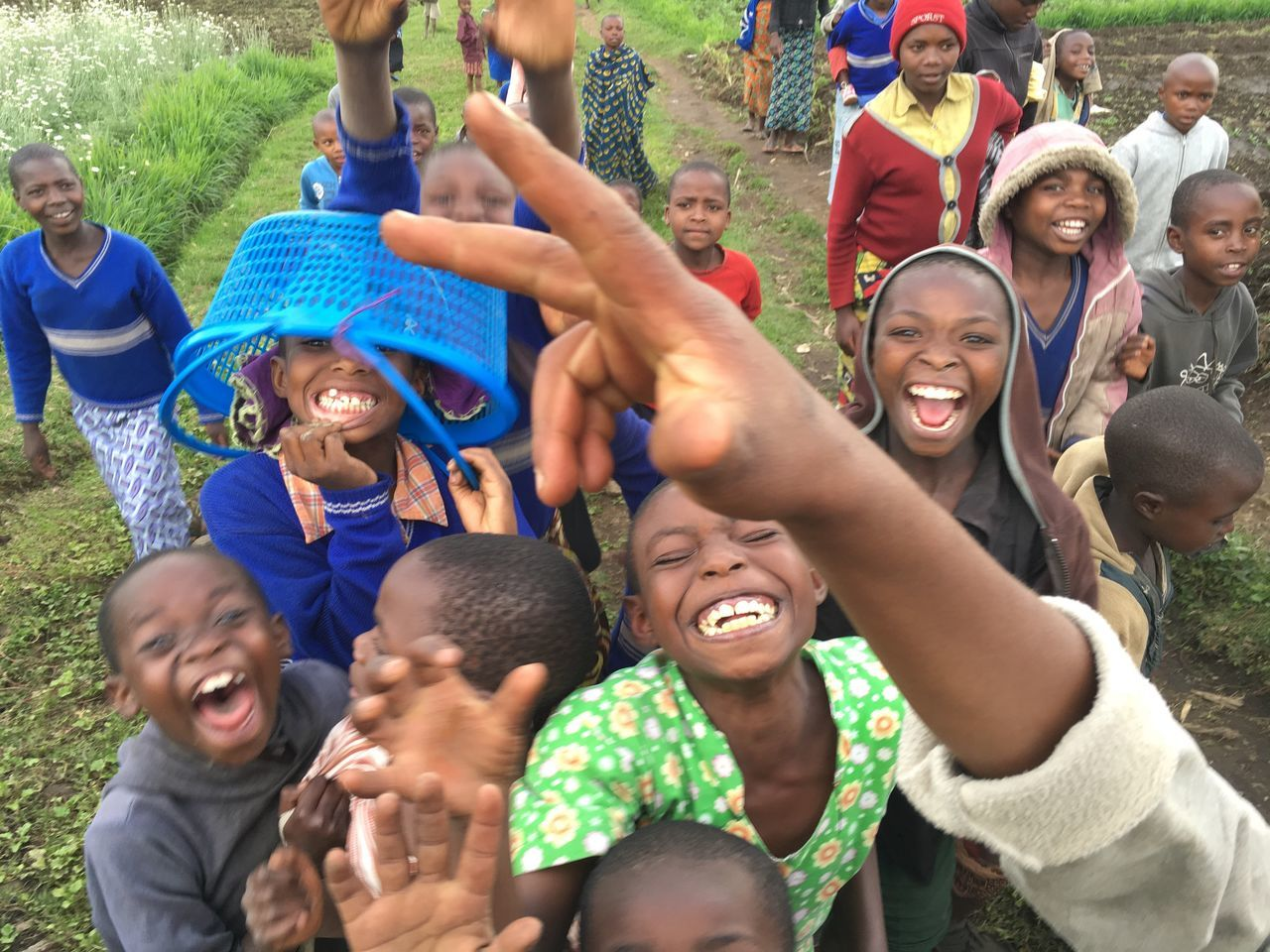 Original Experiences I came to Rwanda to see the mountain gorillas, but left with memories of the gorgeous smiles of the children I met on a village tour. Rwanda