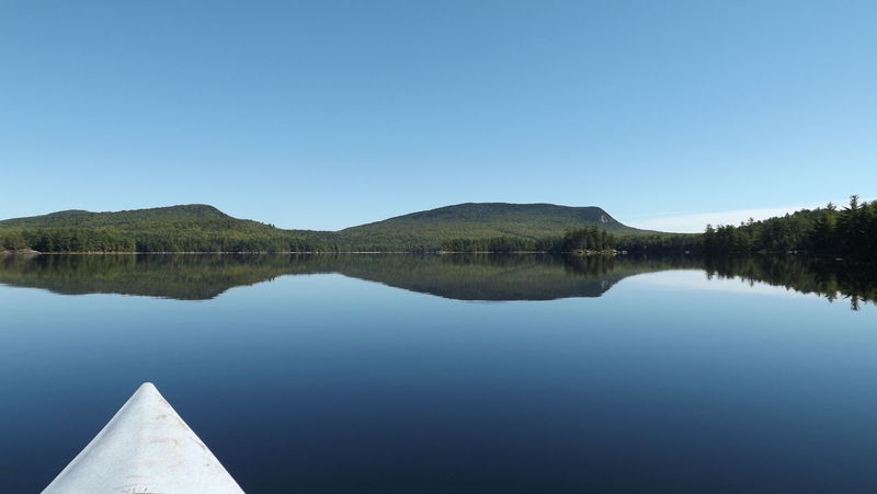 Calm Countryside Exploring Geometry Horizontal Symmetry Kayak Lake Lake View Lakeshore Maine Majestic Outdoors Reflection River Riverbank Scenics Standing Water Symmetry Tranquil Scene Tranquility Tree Trip Vacation Water Waterfront