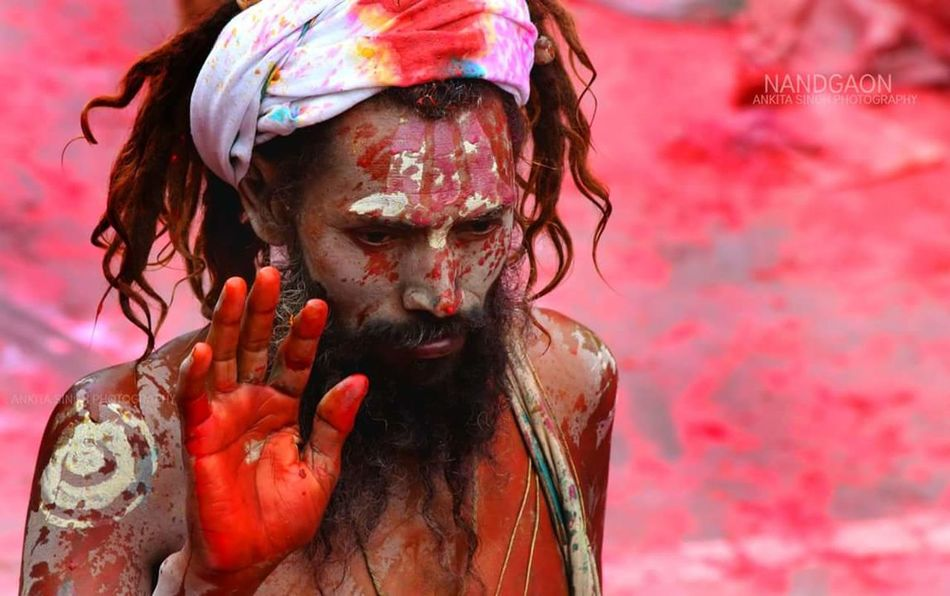Holi Cultures Traditional Festival People Traveling Streetphotography Travelling Travelphotography Travel Photography Peoplephotography Incredible India People Photography Traveldiaries Barsana Nandgaon Barsanaholi Travels Travelling Photography Traveller Travelingram Traveler Travel Portrait Portraits Indiapictures
