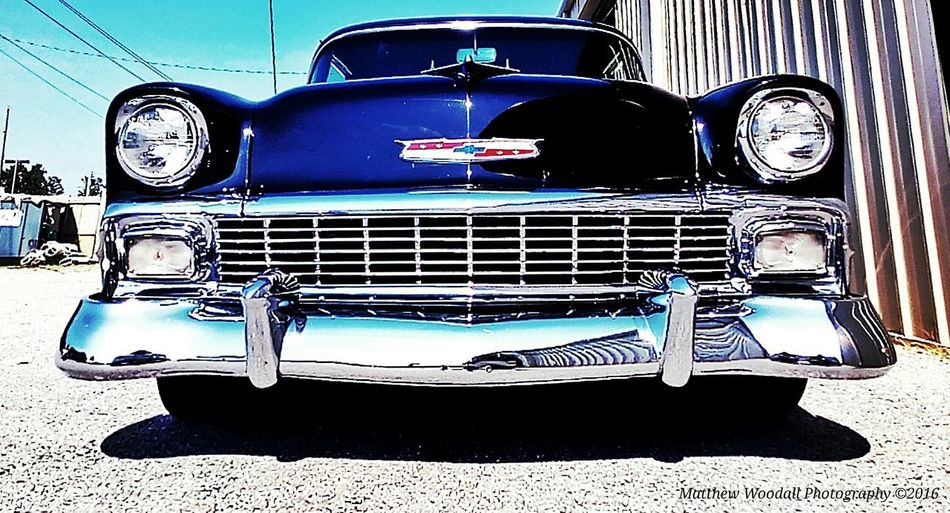 'Chevy Style' The OO Mission Chevrolet Classic Car Cars Carphotography Muslecar Antique Car Oldisbetter Oldisthenewcool 56Chevy Oldiscool Oldisgold Fujifilmdigitalcamera Fujifilm