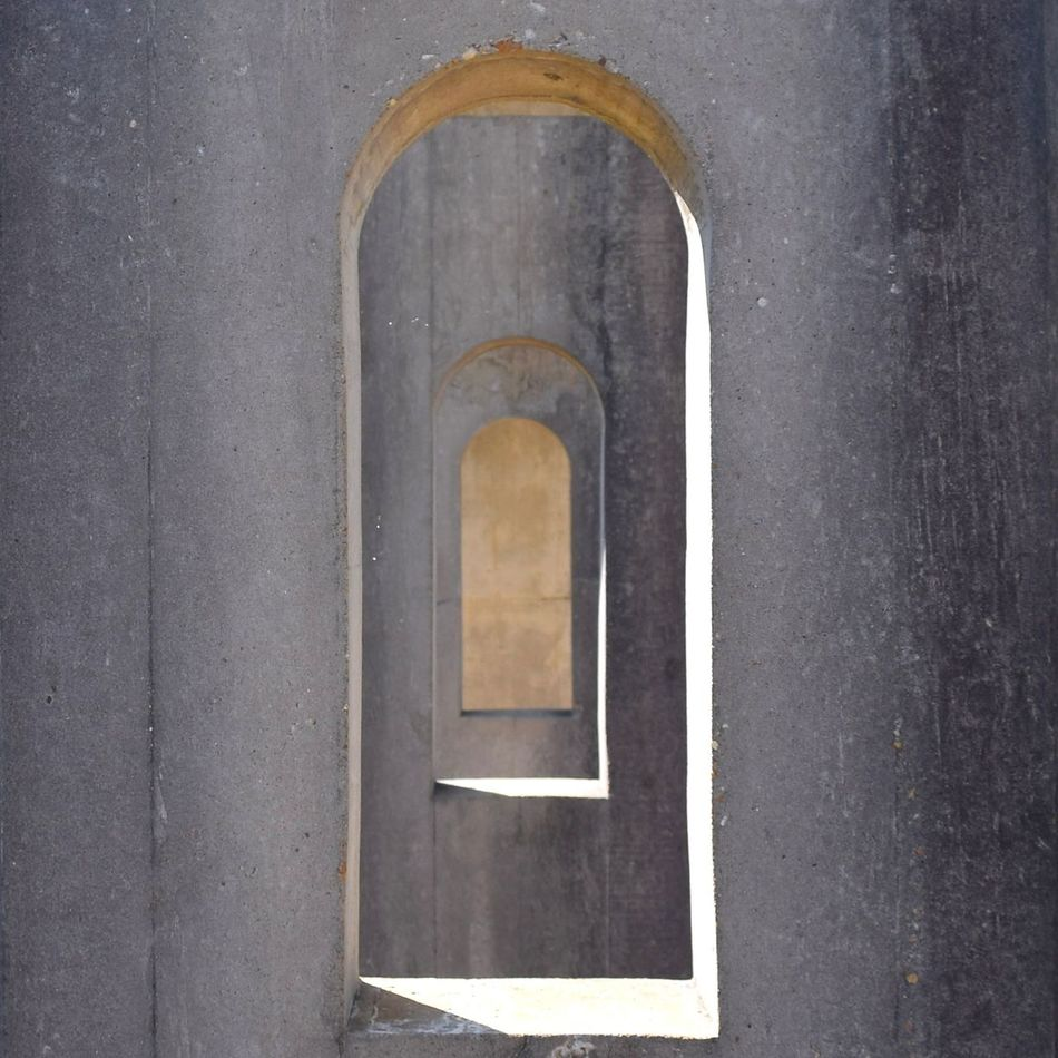 Bridge column... Arch Bridge Close-up Column Day Detail Geometric Shape No People Outdoors Part Of