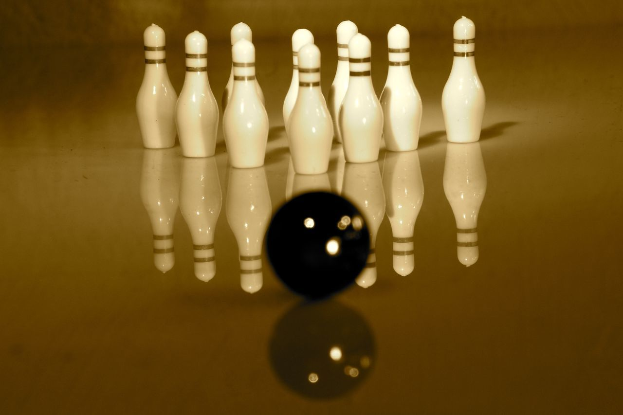 Beautiful stock photos of bowling, Bowling Alley, Bowling Ball, Bowling Pin, Day