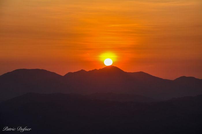 Atardecer Costa Rica Costa Rica Sunset Costa Rica❤ Montañas❤ Mountain Mountain Sunset Sunset