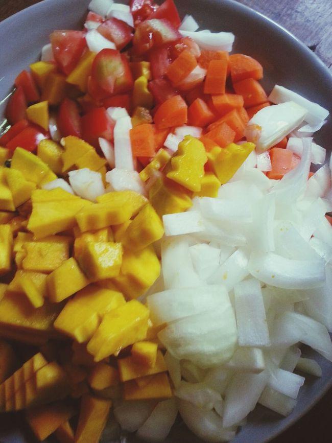 Cleanfood MixedVegatables Onions Carrot