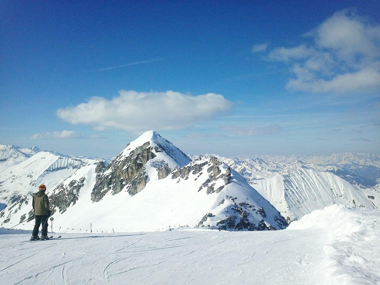 Winter 2015 Sport Gastein Mountain View Paradise