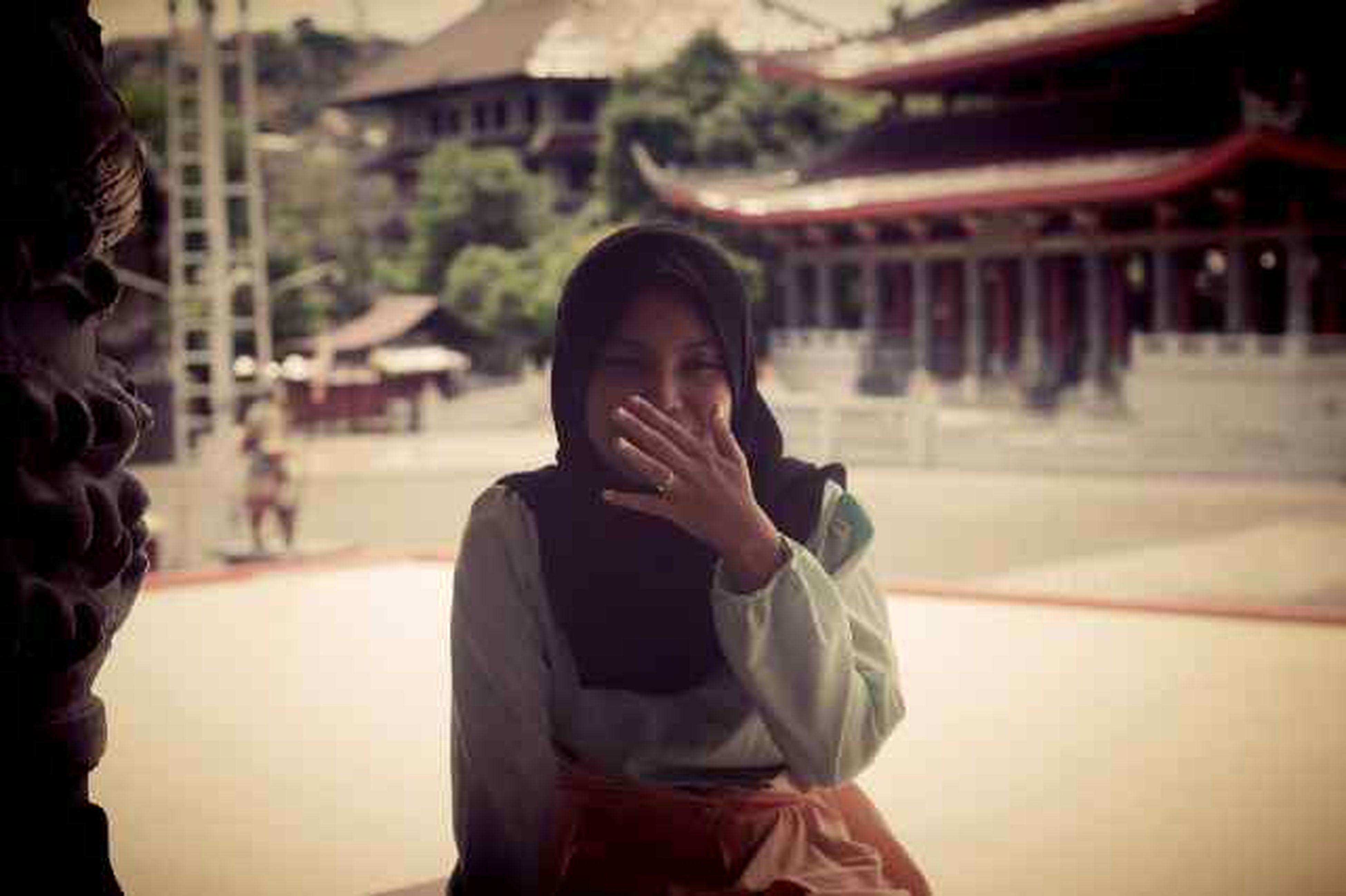 laughhhh Hijab