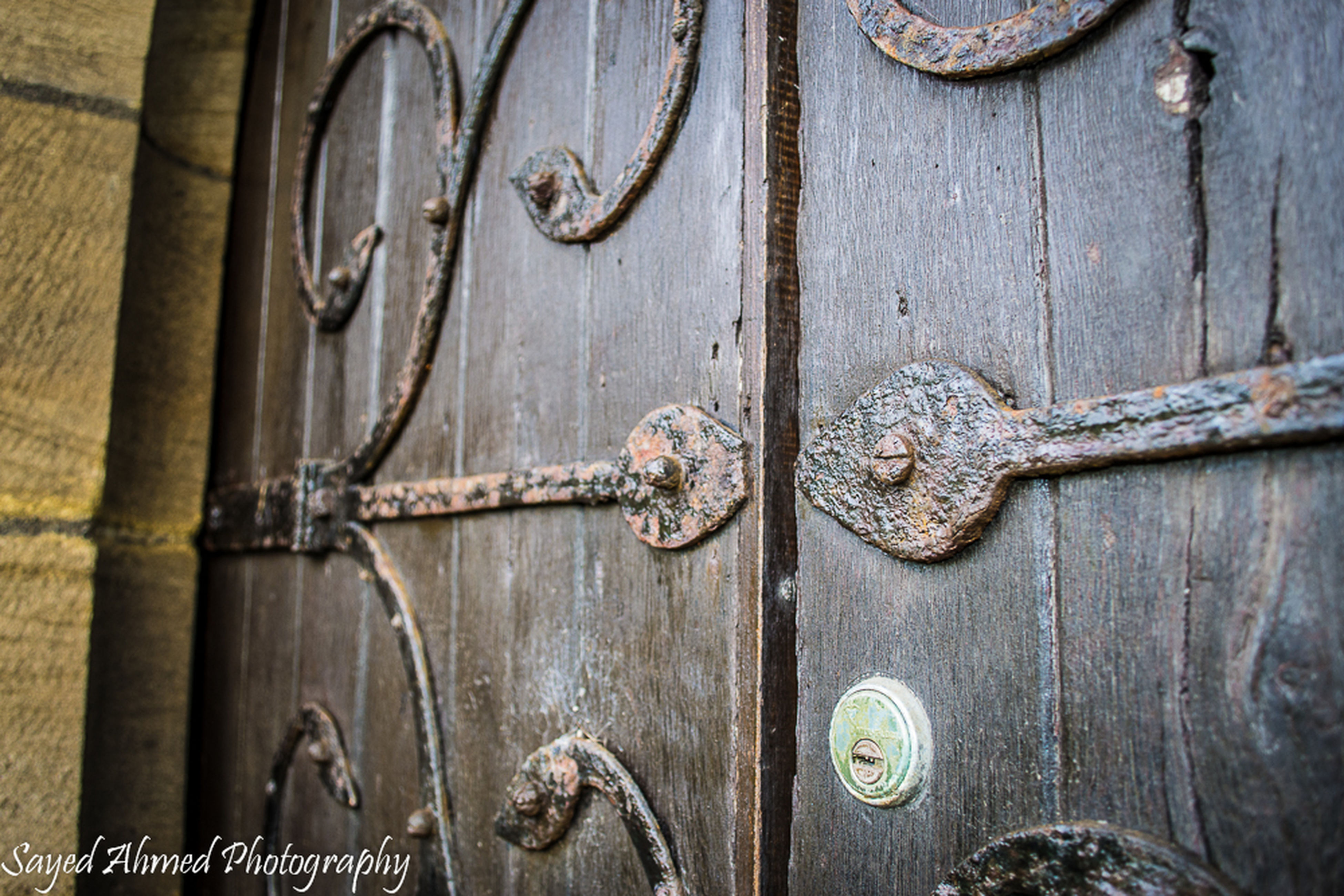 door, wood - material, metal, wooden, safety, old, security, protection, close-up, closed, lock, wood, full frame, rusty, part of, weathered, metallic, built structure, handle, backgrounds