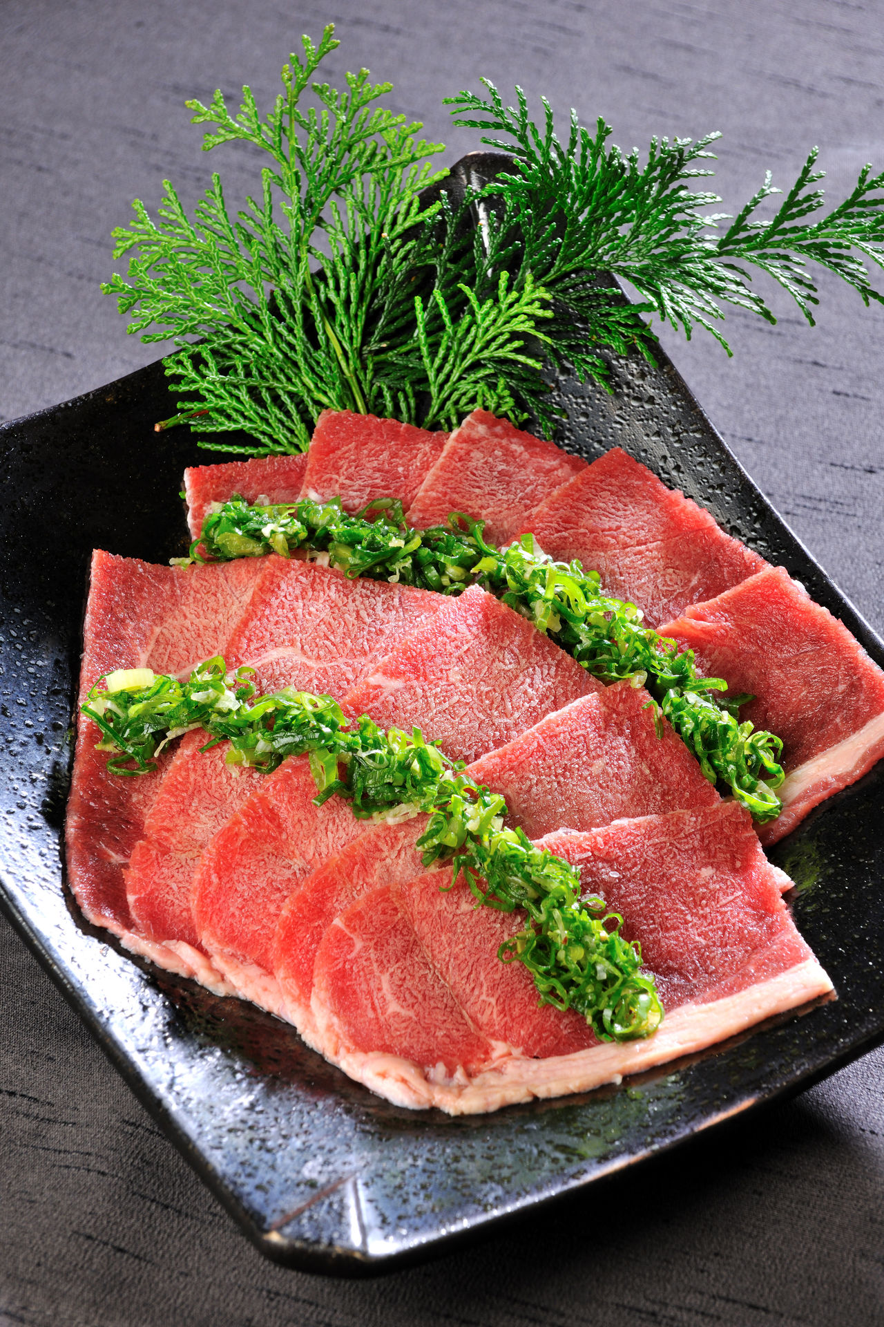 Appetite Bull Tongue Fillet Food Fresh Happy Herb Meat No People Red Meat SLICE Taiwan