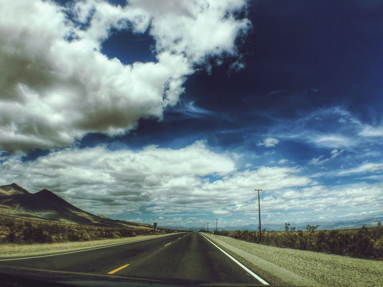 In The Car ! Taking Photos Driving Home Check This Out From My Point Of View The Great Outdoors With Adobe Random Landscape Lanscape_Collection  Cloud Porn Cloud Figure The Great Outdoors - 2016 EyeEm Awards
