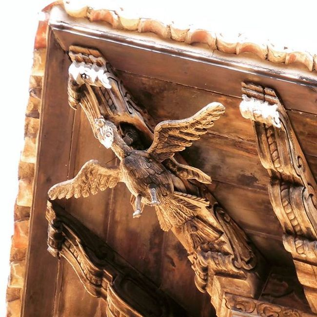 Por los tejados. Sosdelreycatolico Travel Turismo Igerszgz YovisitoCincoVillas Aragón Civitur