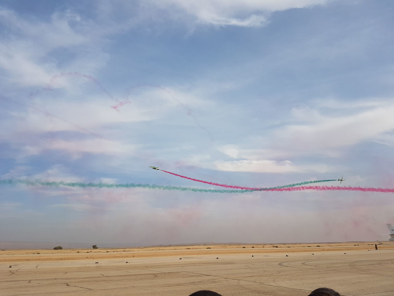 Riyadh Airshow Airplane AirPlane ✈ Without Edit ^^ Show Outdoors