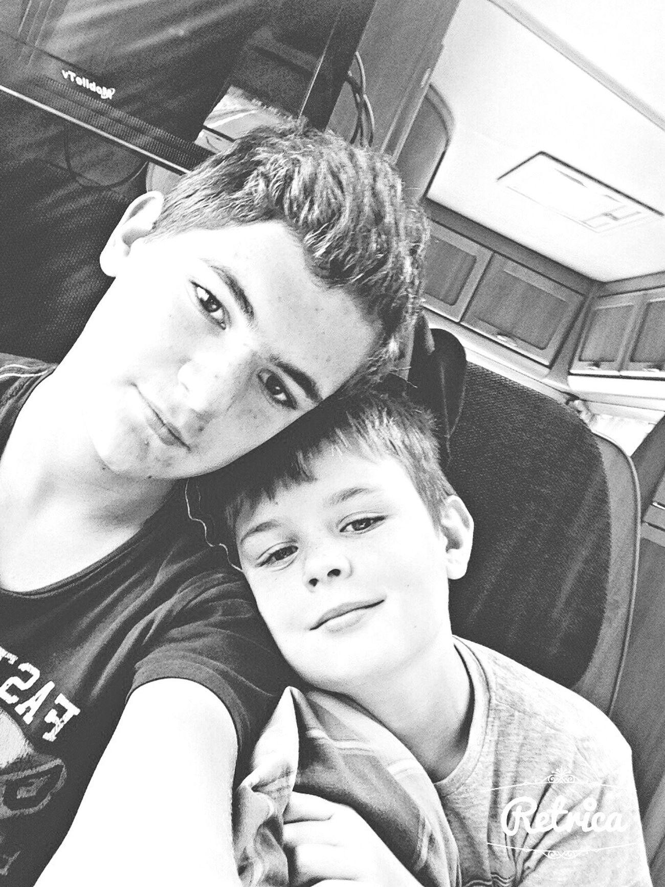 With my frero ✨ Selfie