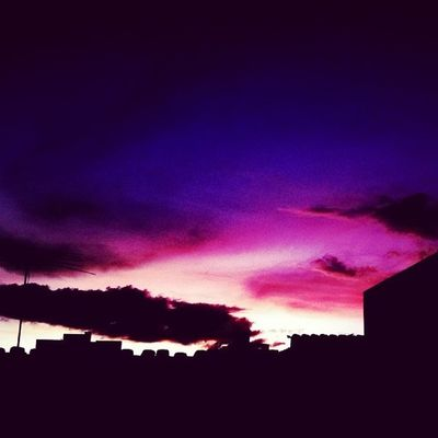 Talvez a alma seja um pôr-do-sol... Sunset Sunshine Sunset_collection City Lights