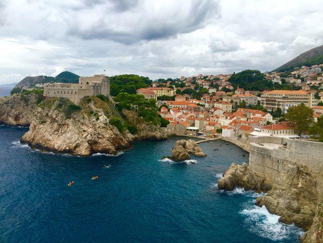 Dubrovnik, Croatia Croatia Fantastic View Gameofthrones Shooting Oldtown Sophisticated Wall - Building Feature