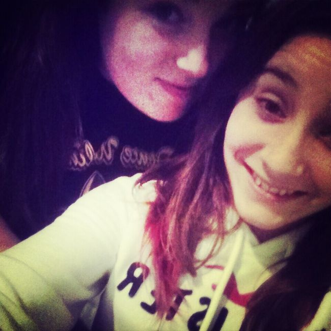 With The Bestfriend . <3