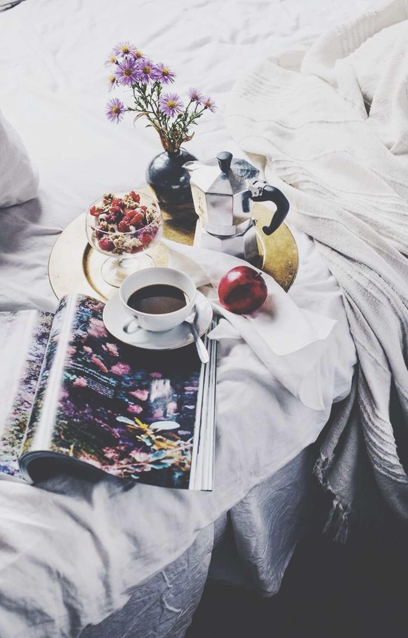 Mornings can be beautiful. Coffee Is Life