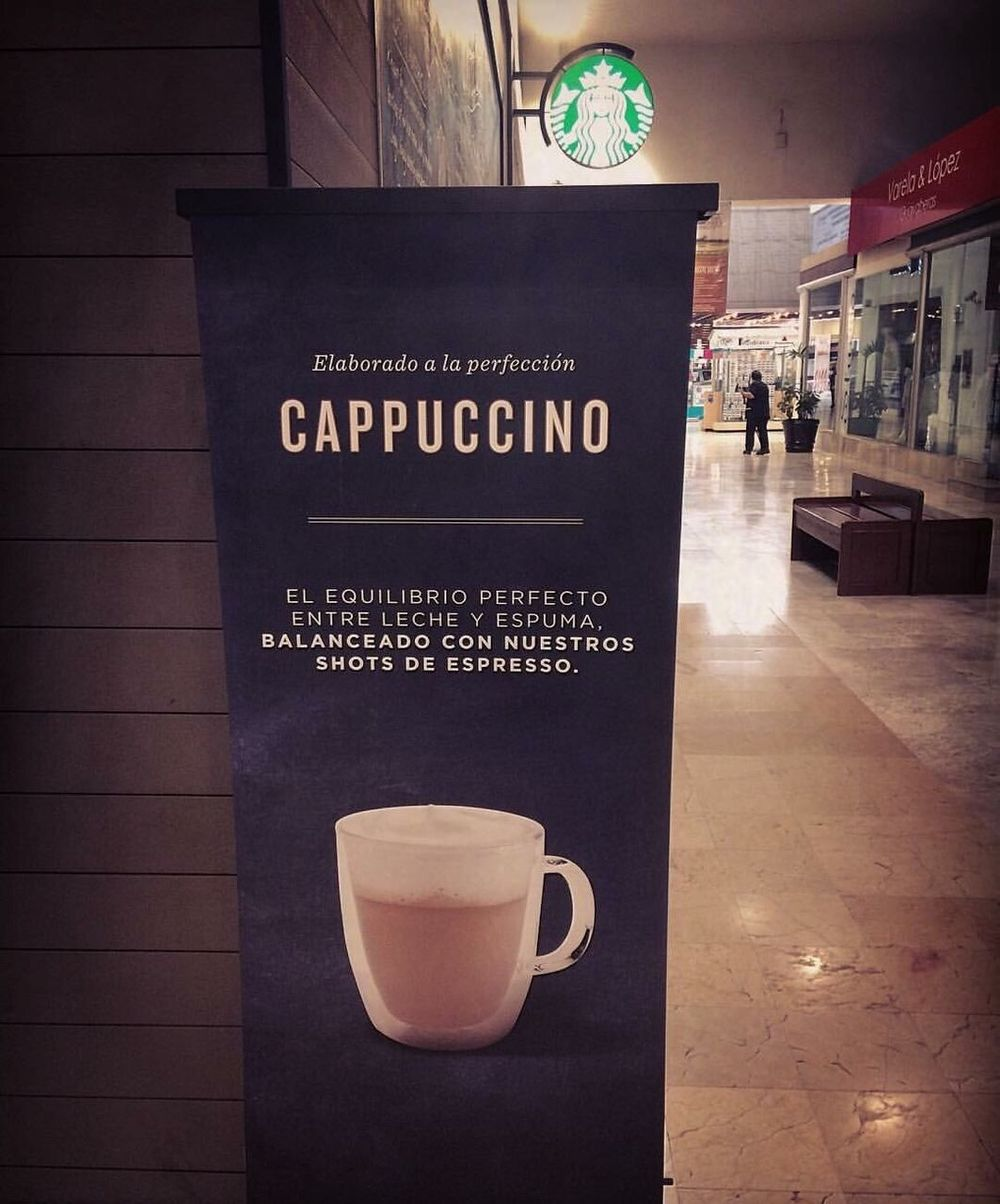 Stop & Think Drink Communication Advertisement Posters Advertising Coffee Coffee Time Coffeeart Capuccino Cafe Time Cafeteria Starbucks Starbuckscoffee StarbucksMexico