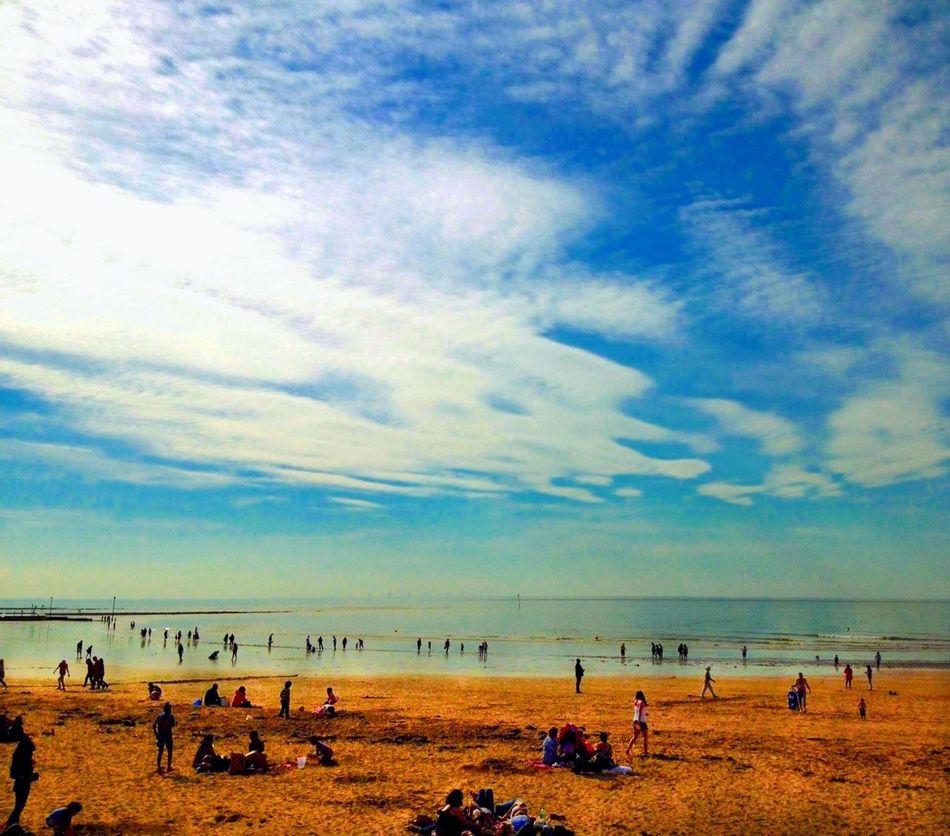 Beach Cloudporn Skyporn