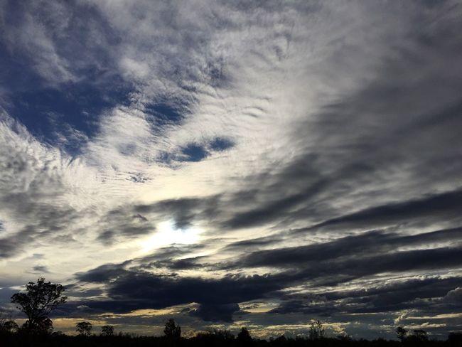 Cloud - Sky Cloudscape Beauty In Nature Landscape_Collection