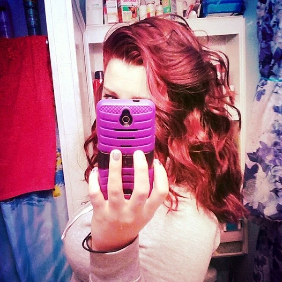 I think I was loving my hair to much today awhwell Iloveme What Imcuteso
