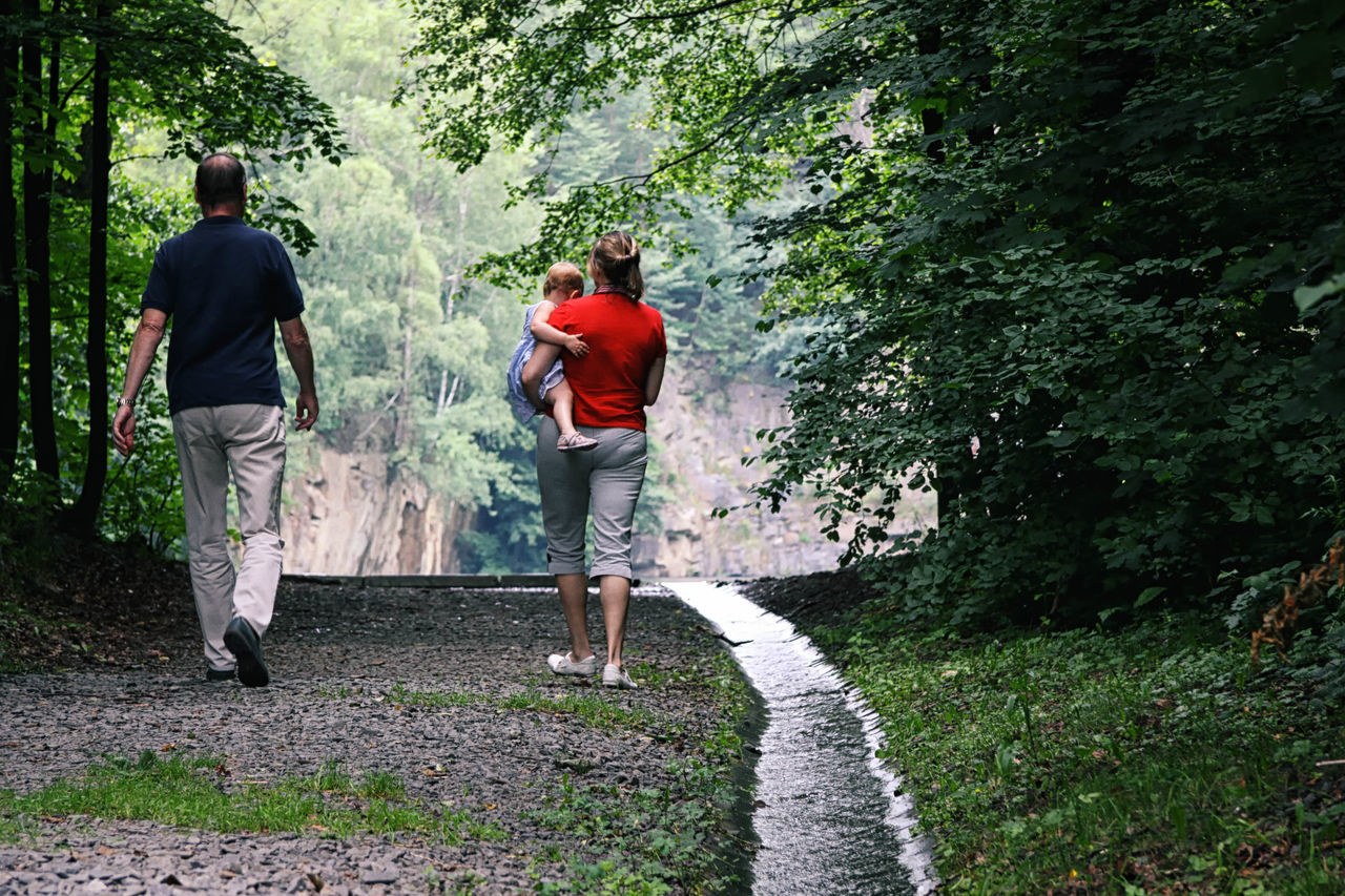 Beautiful stock photos of family,  Beauty In Nature,  Carrying,  Childhood,  Czech Republic