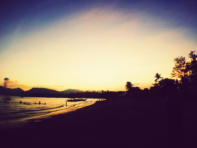 Sunset StillLifePhotography Sea And Sky Seasidelove Sunset Silhouettes Oceansoul Peaceofmind