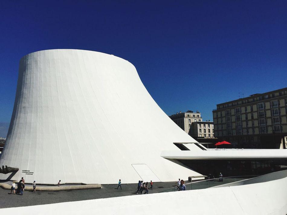Architecture Niemeyer Architecture Niemeyer 500anslehavre Lehavre