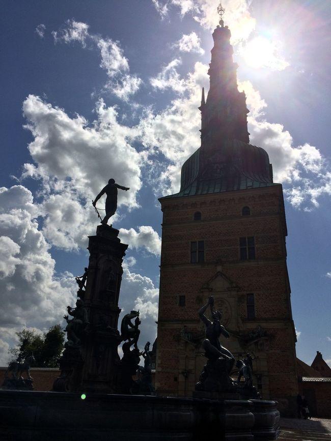 Mi viaje a Dinamarca Sólo IPhone Historical Sights Next Stop Denmark