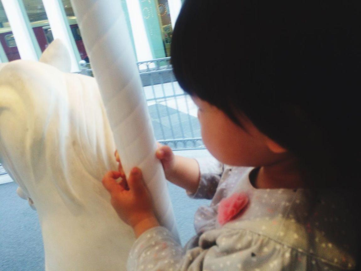 MerryGoAround Carroussel Yuna Pangyo First Eyeem Photo Baby