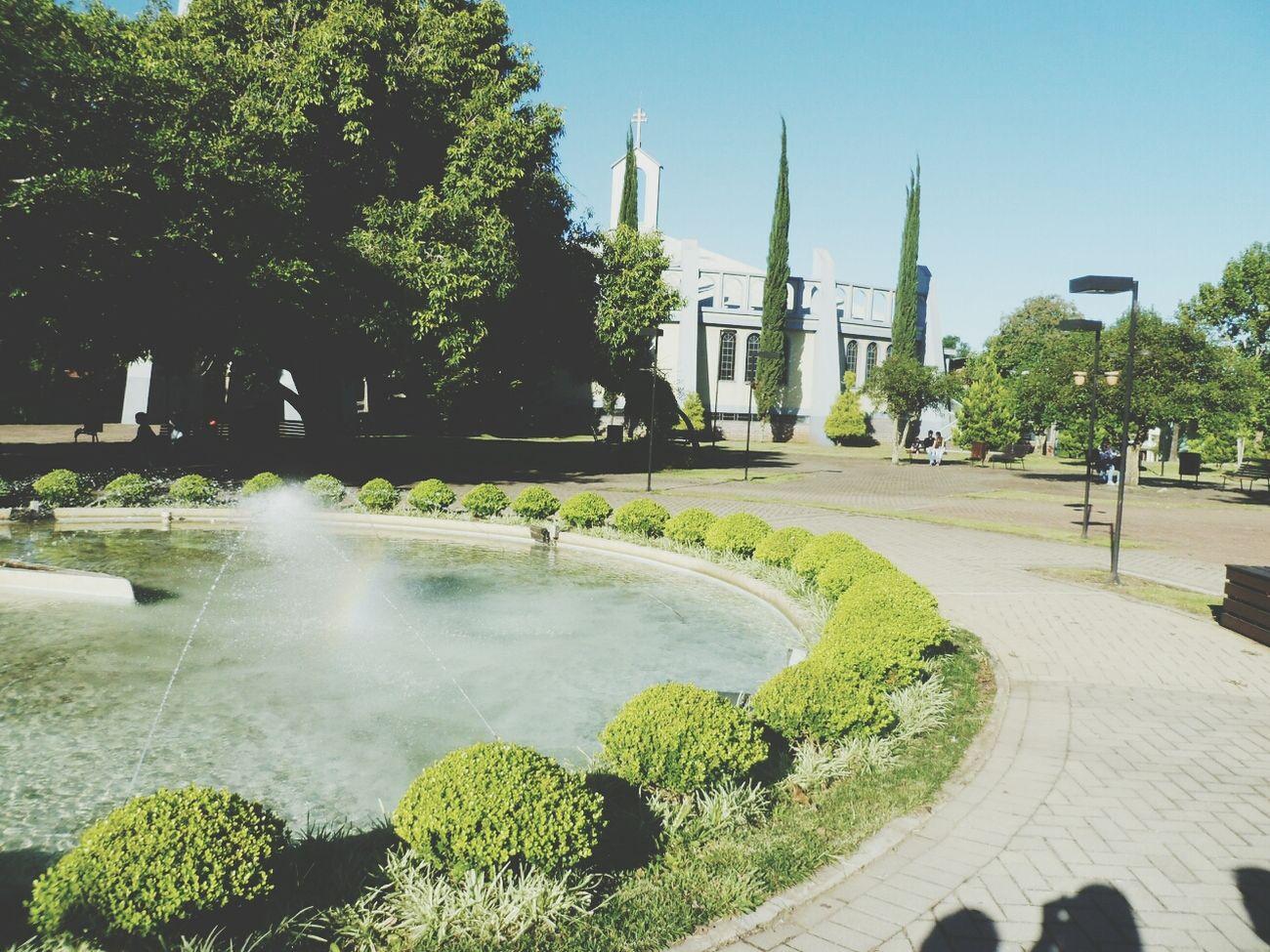 Traveling City Fountain Fun