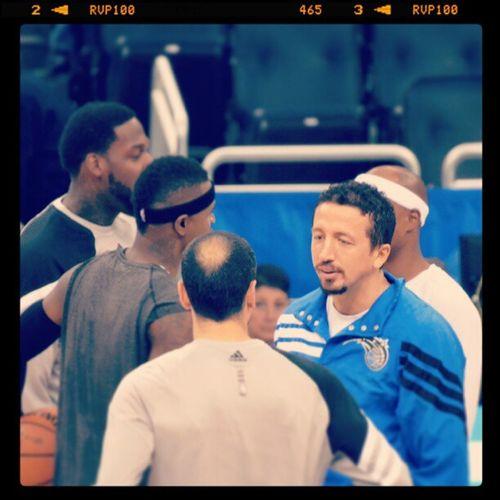 NBA Orlando Magic Matchday Hidayet Turkoglu Ginobili Taking Photos Popular Photos Photooftheday EyeEm Best Shots Bestoftheday