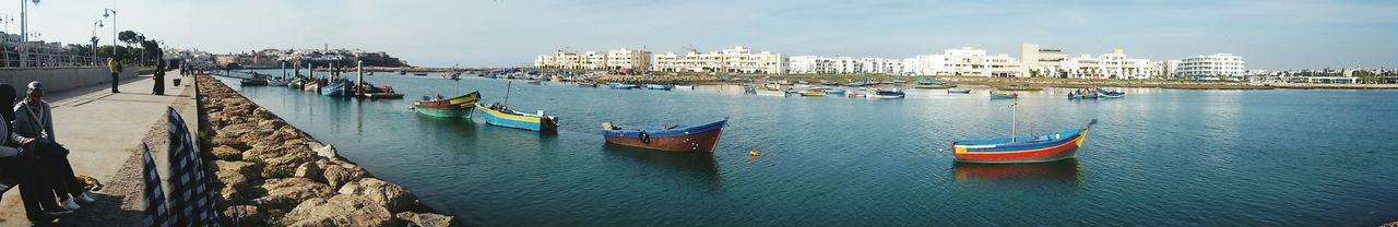 Bouregreg Marina Bouregregriver Boat People Boats⛵️ Water The City Light EyeEmNewHere