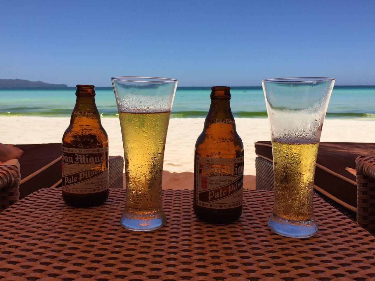 Relaxing Enjoying Life Boracay Summer Views Holiday Artphotography