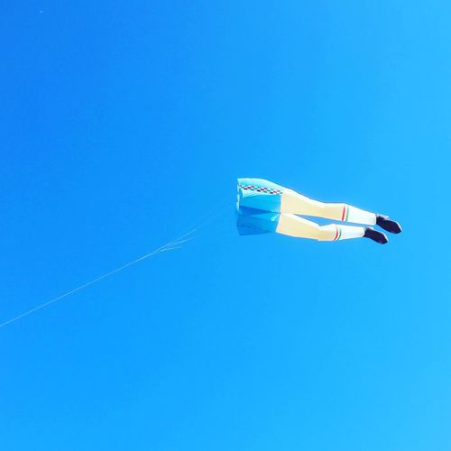 Airshow Blue Flying Sky Copy Space Mid-air Activity Motion Low Angle View Clear Sky Air Vehicle Summer Outdoors Water Airshow Day Sport Airplane Nature Parachute No People Kite Football Footballplayer