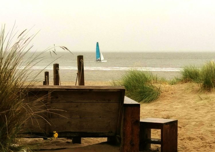 Day At The Beach Lifeisbeautiful Texelpics View With A Couch