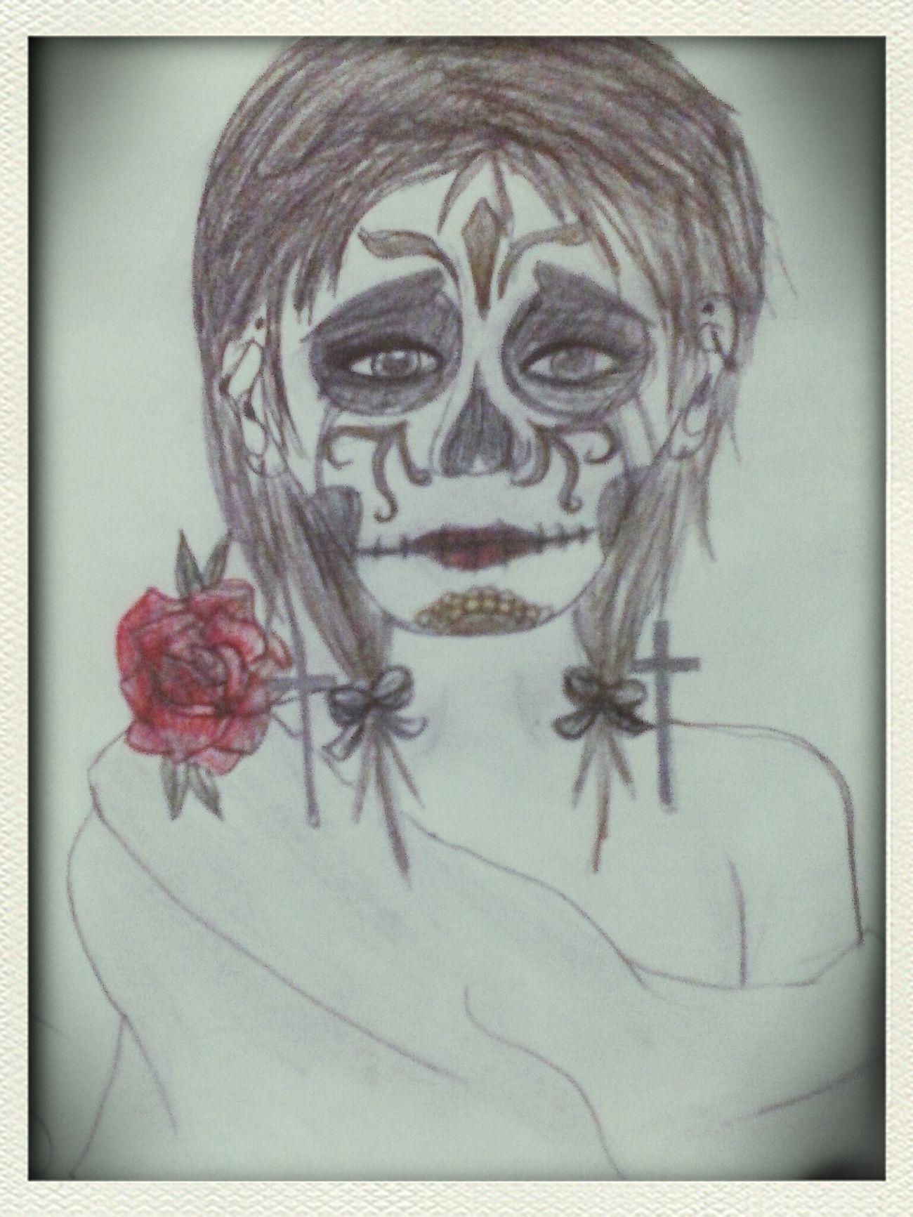 Skull Girl. Favorite.