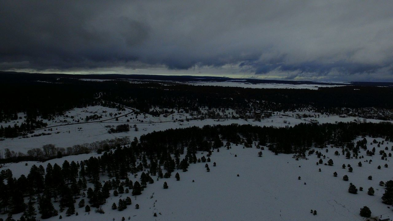 Beauty In Nature Rural Scene Outdoors Pine Woodland Mountain Peak Dji Global Landscape Aerial View Newmexicoskys Drone  Newmexicophotography Newmexicoskies NewMexicoTRUE DJI Phantom 3 Newmexicomountain Snow Winter Flying Cloud - Sky Air Vehicle Newmexicosunsets Cold Temperature Newmexicosunset