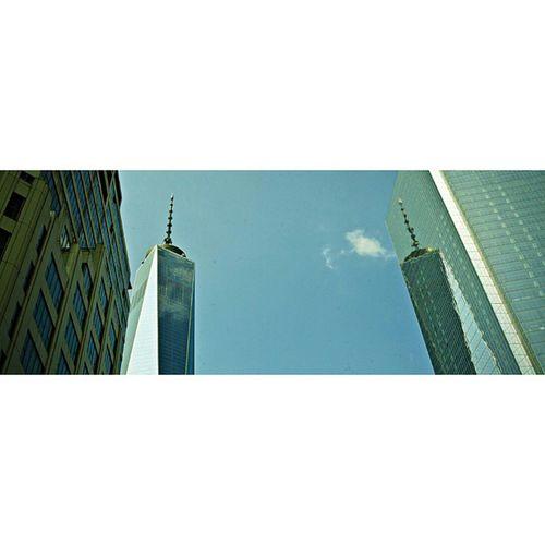 WTC Freedom Tower Gator8films Canon5DmarkII  Canon5dmarkiii ARRI alexa red newyork travel newyorkcity iloveny sonya7s sony canon instagram dslr worldtradecenter wtc freedomtower tourist architecture NYC zeiss35mm rawfootage manhatten insta