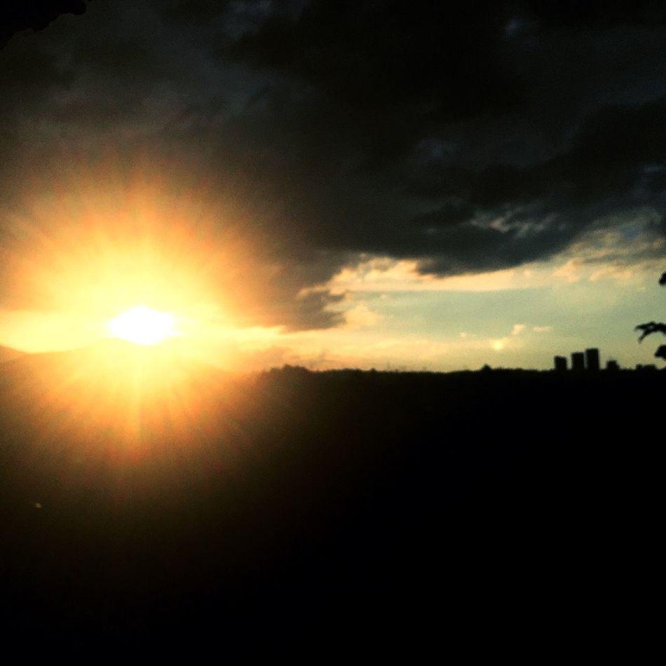 Happiness Sunlight Landscape Sunset Tranquility Nature Sky Life Paceful Enjoying Life Gratitude Having Fun Home New Place Hogar Dulce Hogar.. Home Sweet Home New House New Home Relaxing EyeEm Nature Lover Light ❤ Illuminated