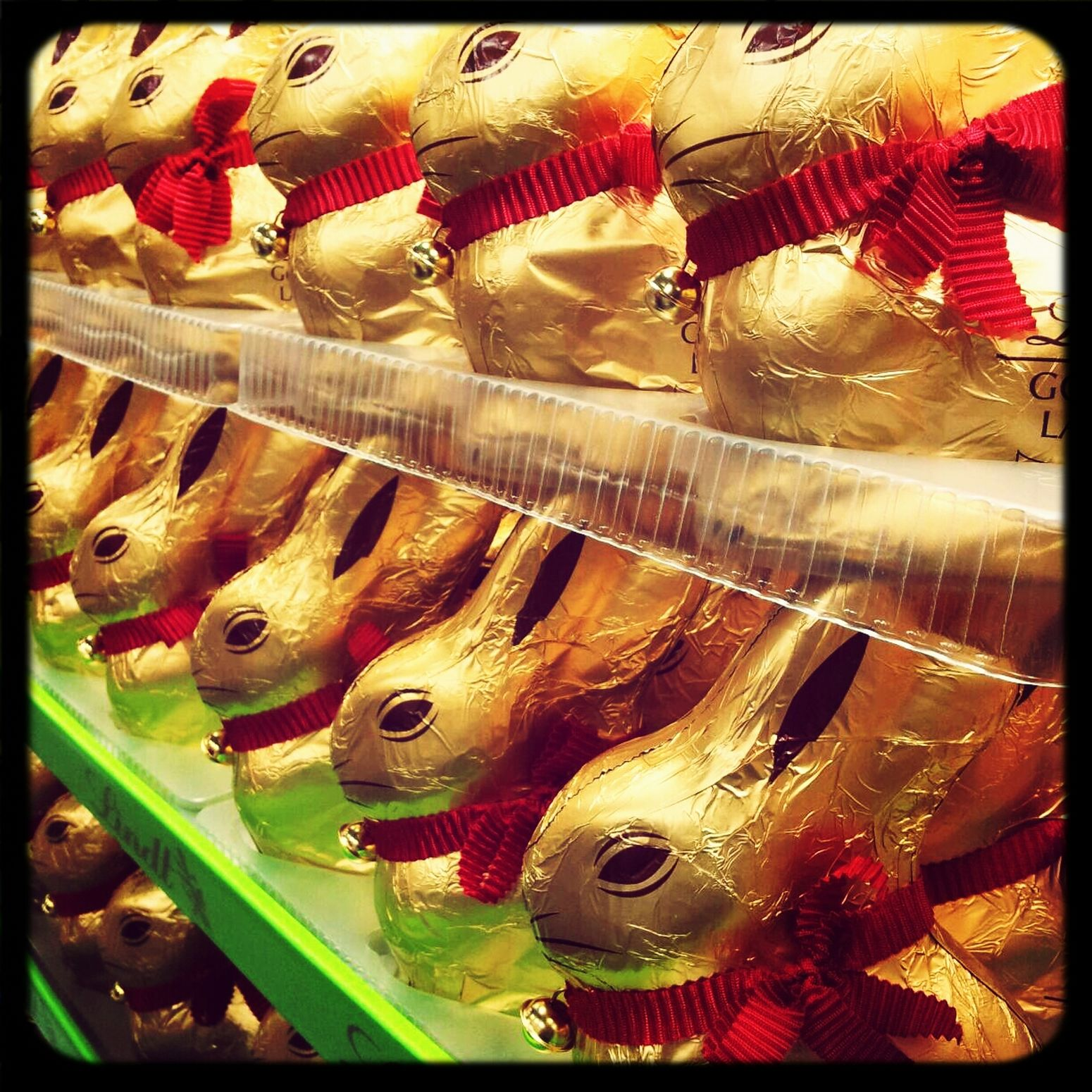 Attacke Happy Easter! Lindt Omg *.*