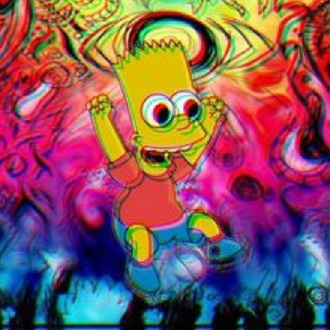 Yeah BART Bartolomeo Simpson TheSimpsons BartSimpson DROGA Y asi es más bacám:)