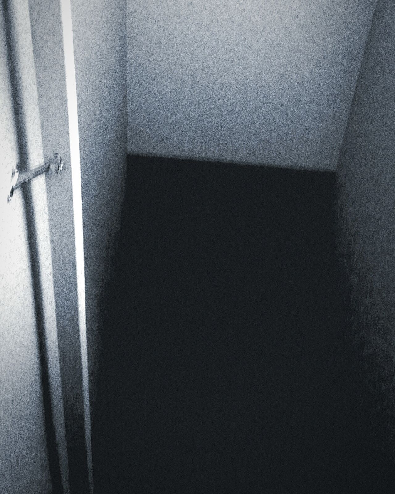 The Lurking Darkness Lighting Effects Escape From Reality Profound Vanish Black And White Another Dimension Blank Forgotten Black And White Photography Eyeemphotography Grain Simple Minimal
