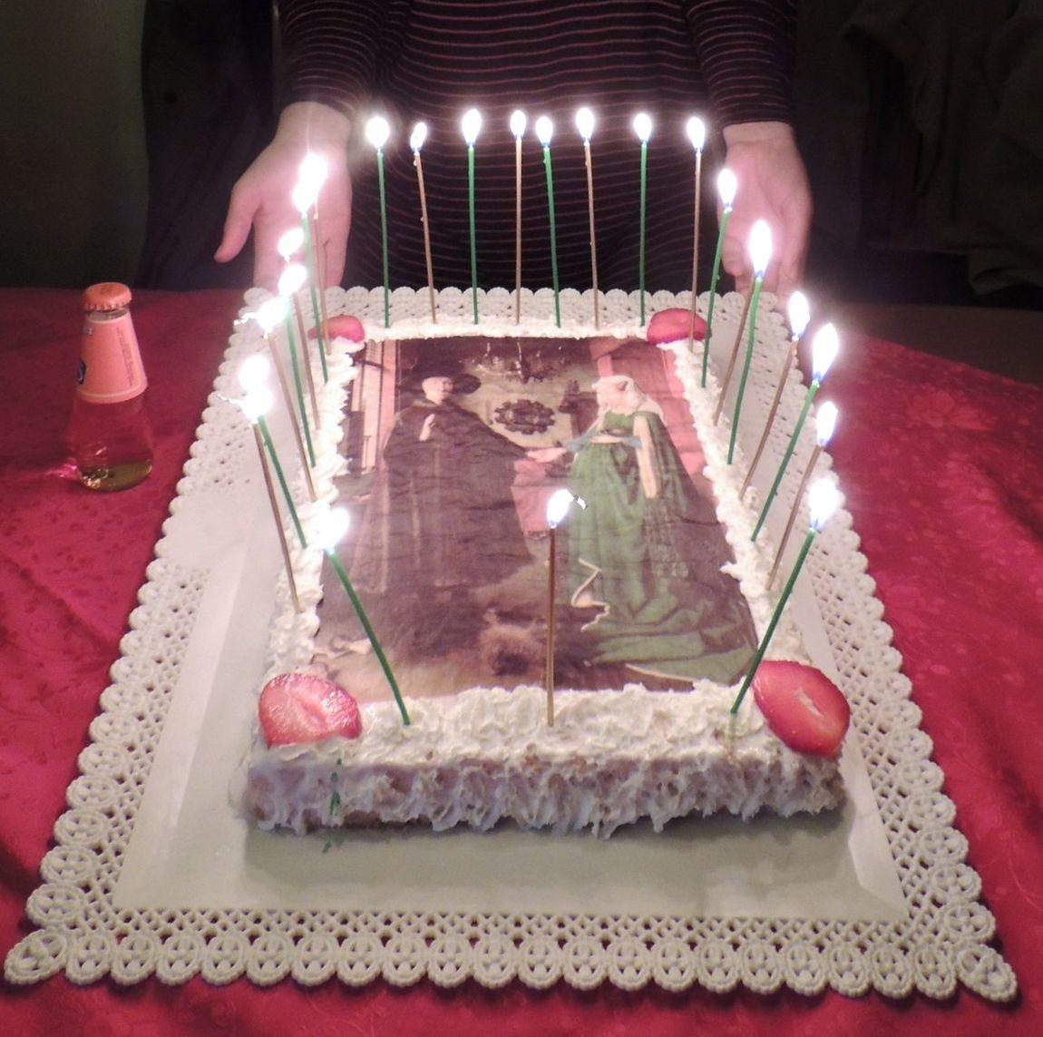 Birthday Cake Cakedesign Candles Happy :) Happybirthday🎉💗🙌 Happyhappynewyear Mycake